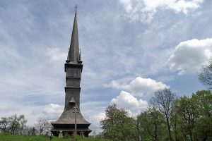 Surdesti UNESCO tallest wooden church in Maramures