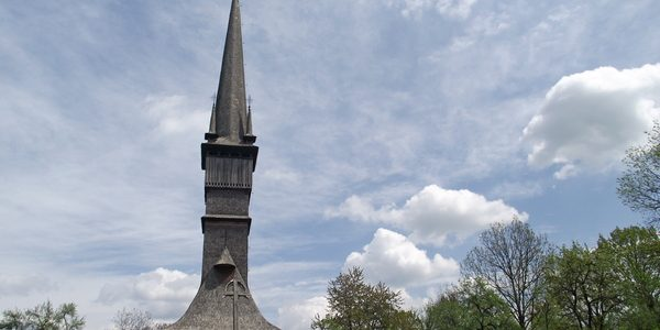 Surdesti UNESCO tallest wooden church in Maramures