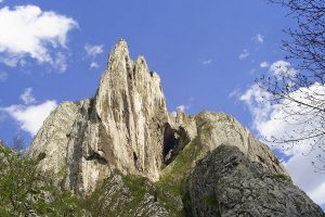 spring in Turda Gorge reserve, close to Cluj